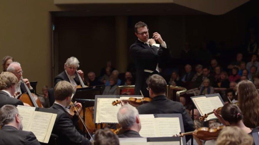 John Wilson BBCSO London Symphony