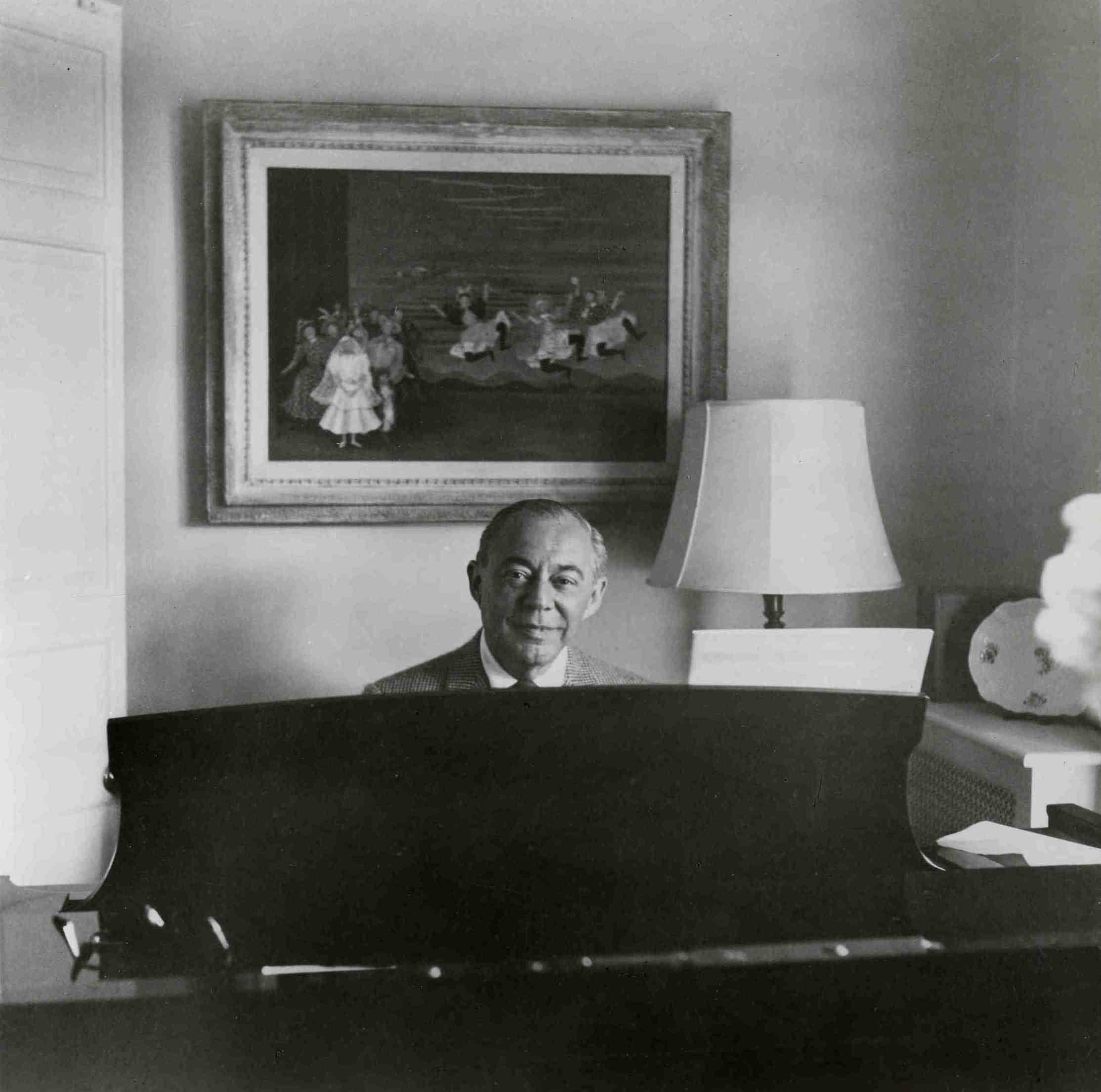 Richard Rodgers Piano