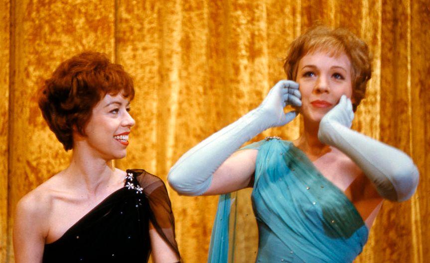 Julie and Carol at Caarnegie Hall 2.jpeg