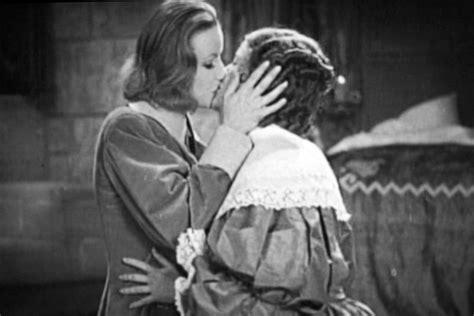 Garbo Kisses Ebba