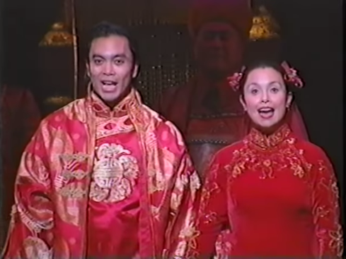 Lea Salonga Jose Llana Flower Drum Song