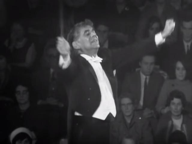Bernstein Stravinsky
