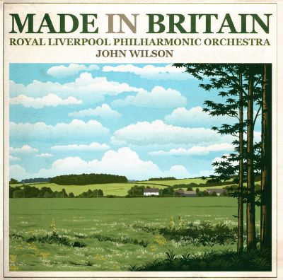 Made in Britain John Wilson