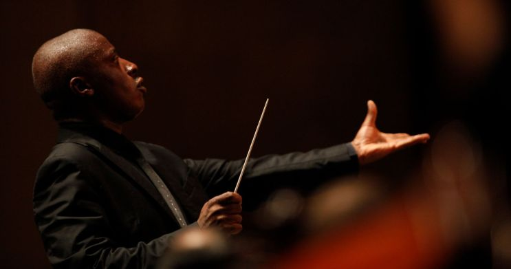 Wayne Marshall Conductor