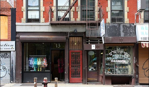 13 Essex Street