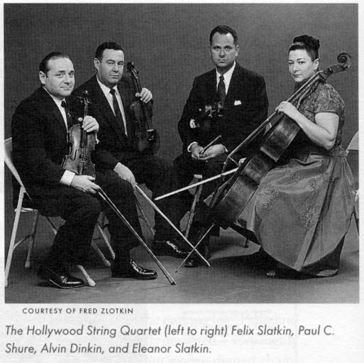 Hollywood String Quartet