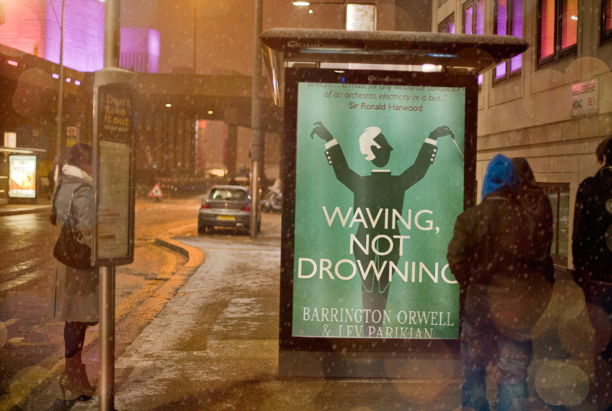 Waving Not Drowning