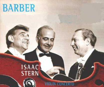 Barber Violin Concerto