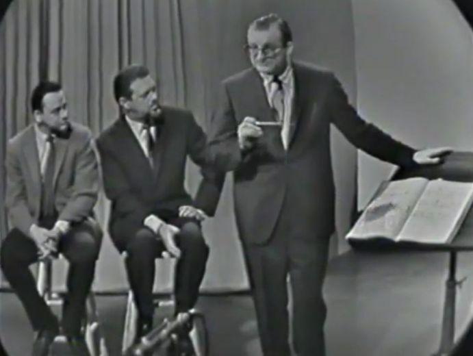 Sondheim, Wrightson, Kostal