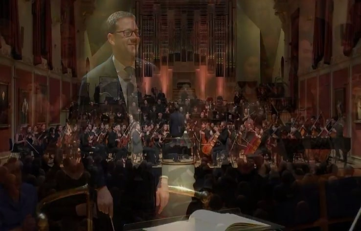 My Beloved John Wilson Conducts Kamarov's Fall