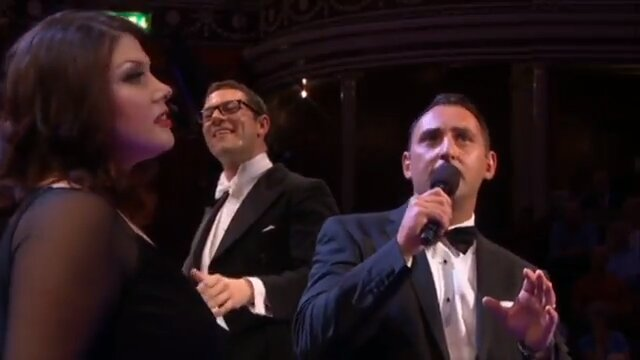 John Wilson Orchestra BBC Proms 2011 (Monheit, Ford)