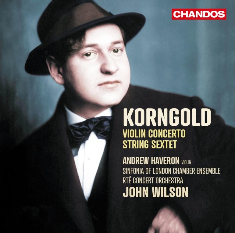Korngold Violin Concerto String Sextet