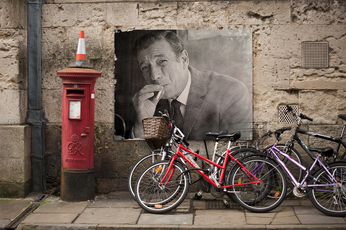 Yves Montand Bicycle