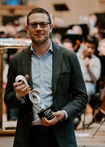 John and ISM Award