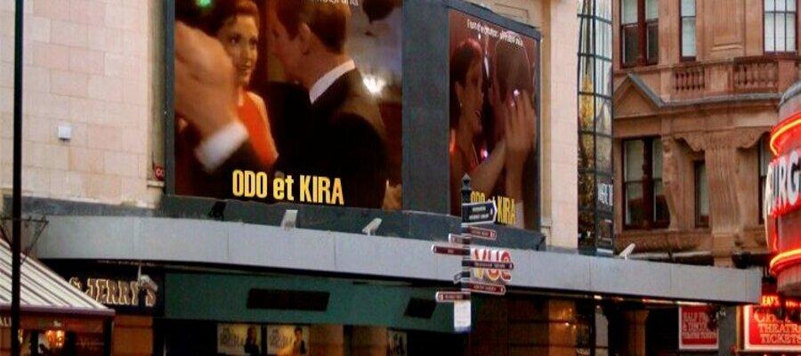 Odo et Kira