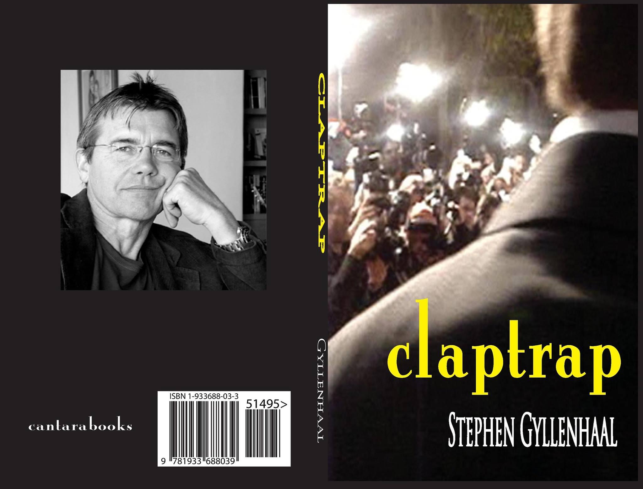 Claptrap by Stephen Gyllenhaal